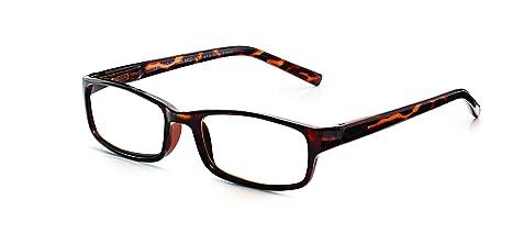 3832320dbd Gafas READ OPTICS Hombre/Mujer de Lectura Vista de Cerca: +2.50 Dioptrías  para