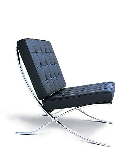Merveilleux Alphaville Designs Migliore Exposition Chair, Black