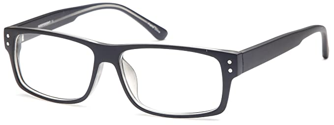 55aa731657f8 DALIX Womens Prescription Eyeglasses Frames 53-14-145-34 RXable in Black