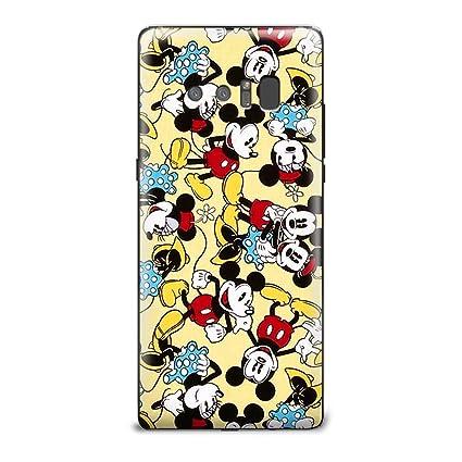Amazon.com: gspstore Galaxy S8, diseño Mickey, Minnie Funda ...