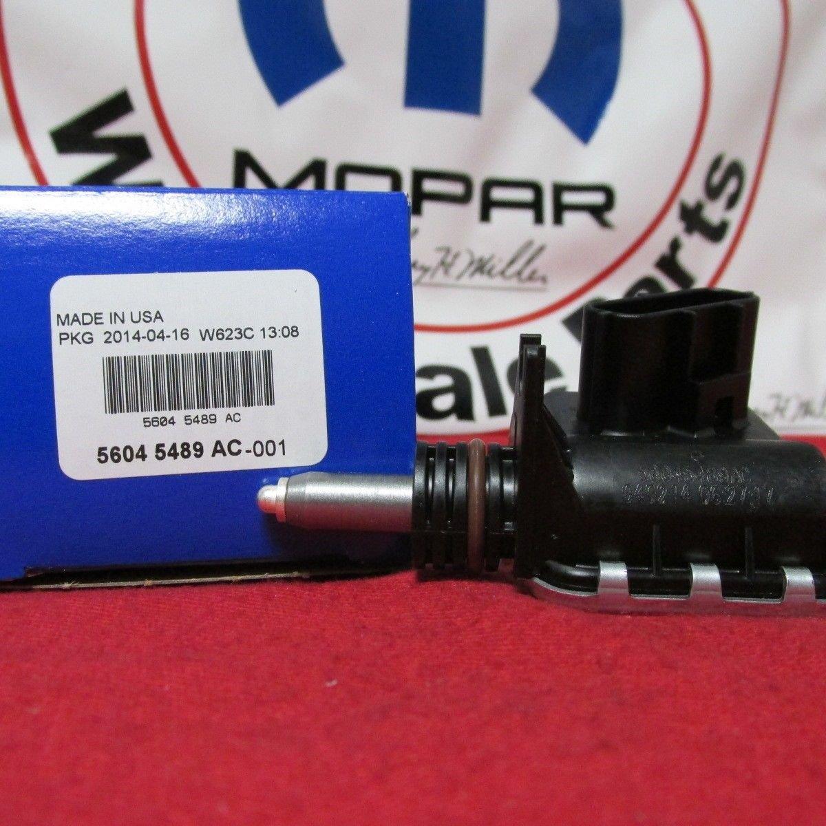 NEW OEM DODGE Neutral safety switch (Range Sensor) MOPAR 56045489AC.1