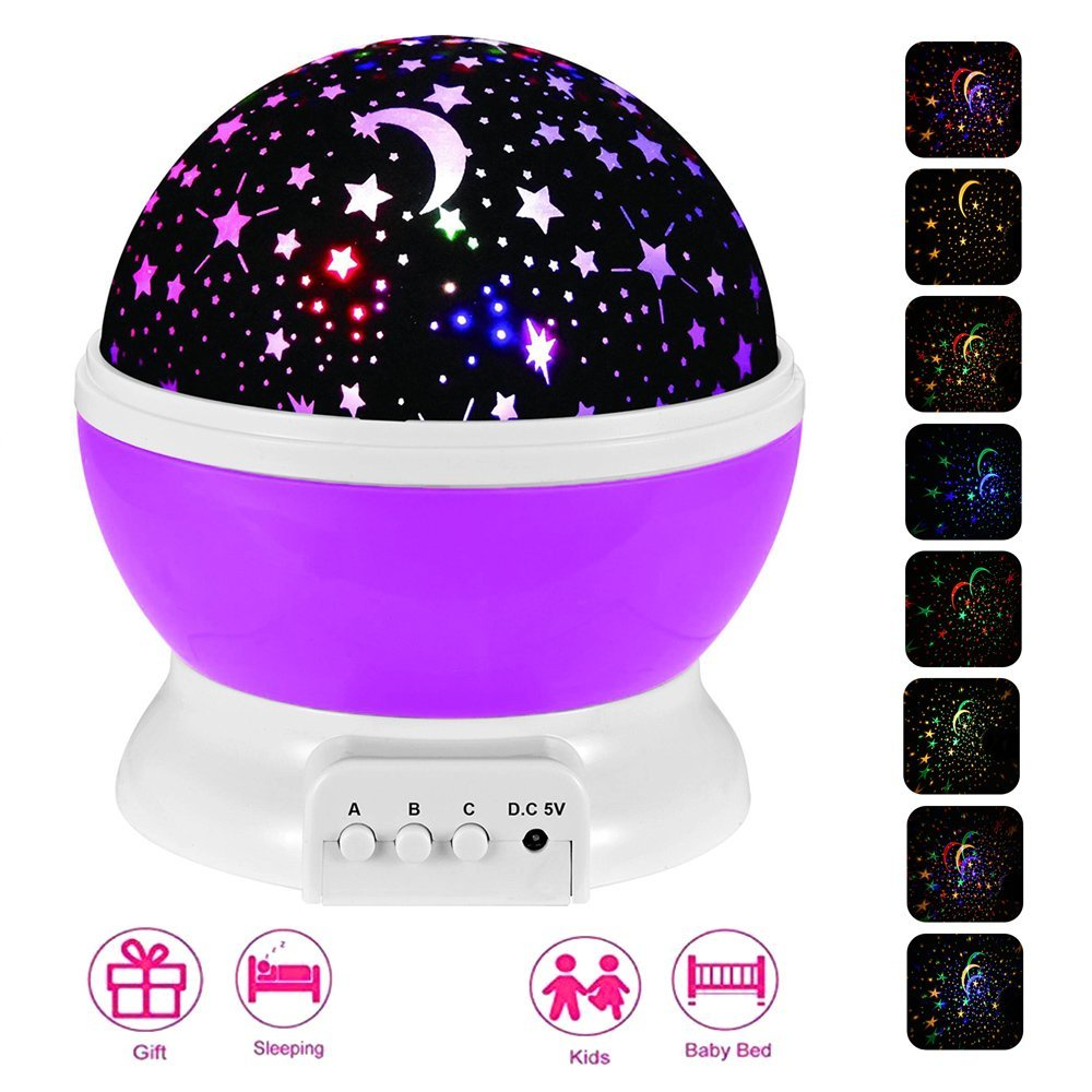 ZJQY Toys for 3-12 Year Old Girls, Night Light for Kids Toys for 1-12 Year Old Boys Gifts for 3-12 Year Old Boys Girl Babies Bedroom Lights Birthday Present