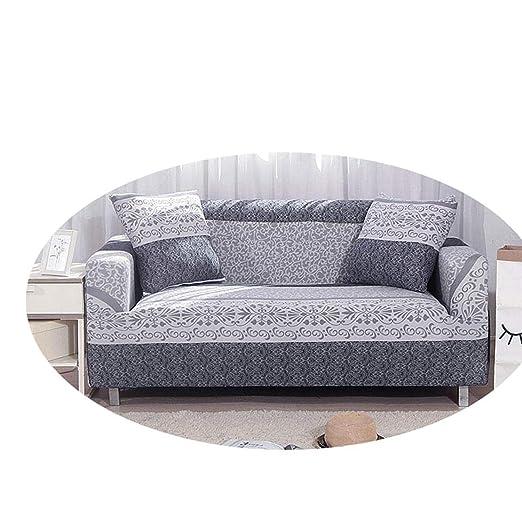 Fundas elásticas para sofá de 1 Pieza, Fundas universales ...