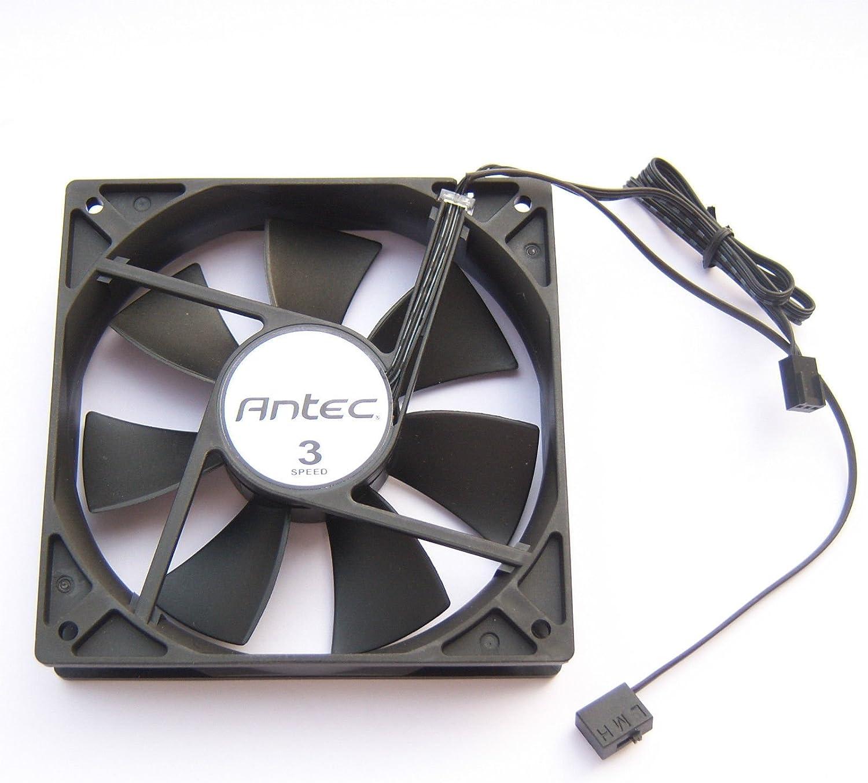 Antec TriCool Ventilateur pour Boîtier 120 mm Blanc: Amazon