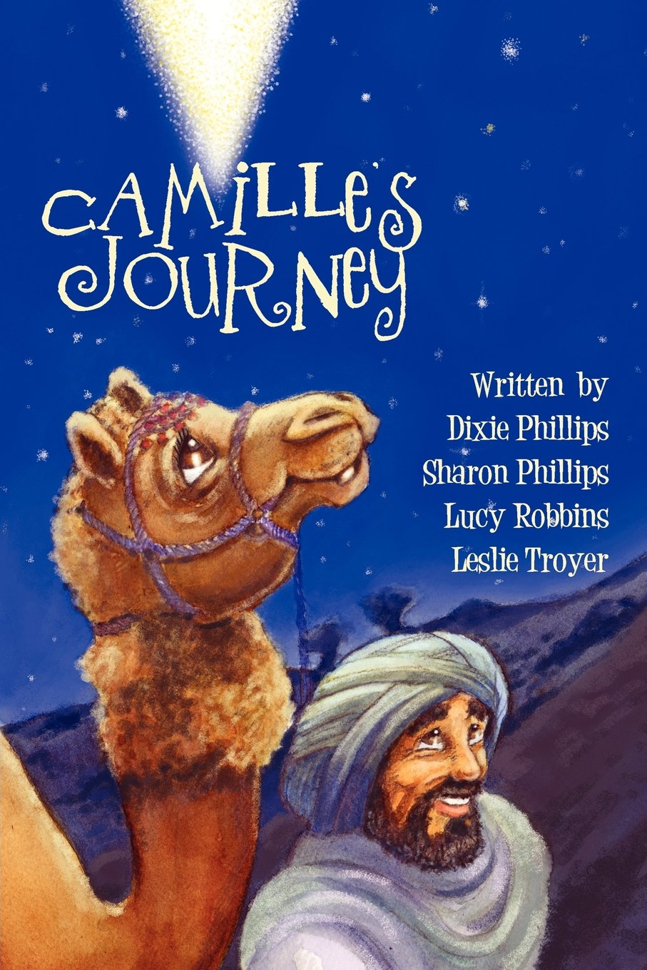 Camille's Journey: A Musical Christmas Play ebook