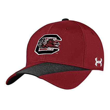 88d69c2964a Under Armour NCAA South Carolina Fighting Gamecocks Sideline Renegade  Accent Cap