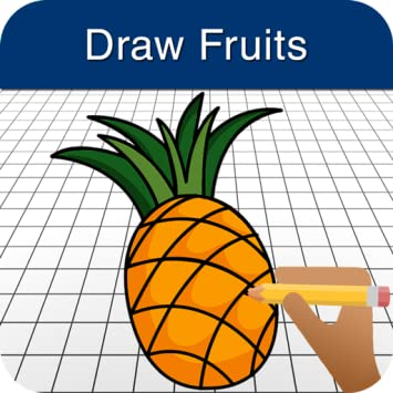 Amazon Com How To Draw Fruits Appstore For Android