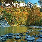 West Virginia, Wild & Scenic 2017 Square (Multilingual Edition)