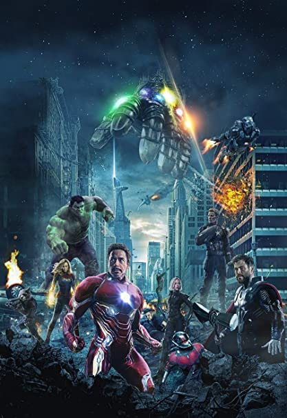Avengers 4 Endgame Exclusive Posters Best Avengers Movie Poster