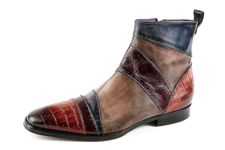 Melvin  Hamilton Herren Elvis 26 Boots GrauMelvin Hamilton Herren Elvis Boots