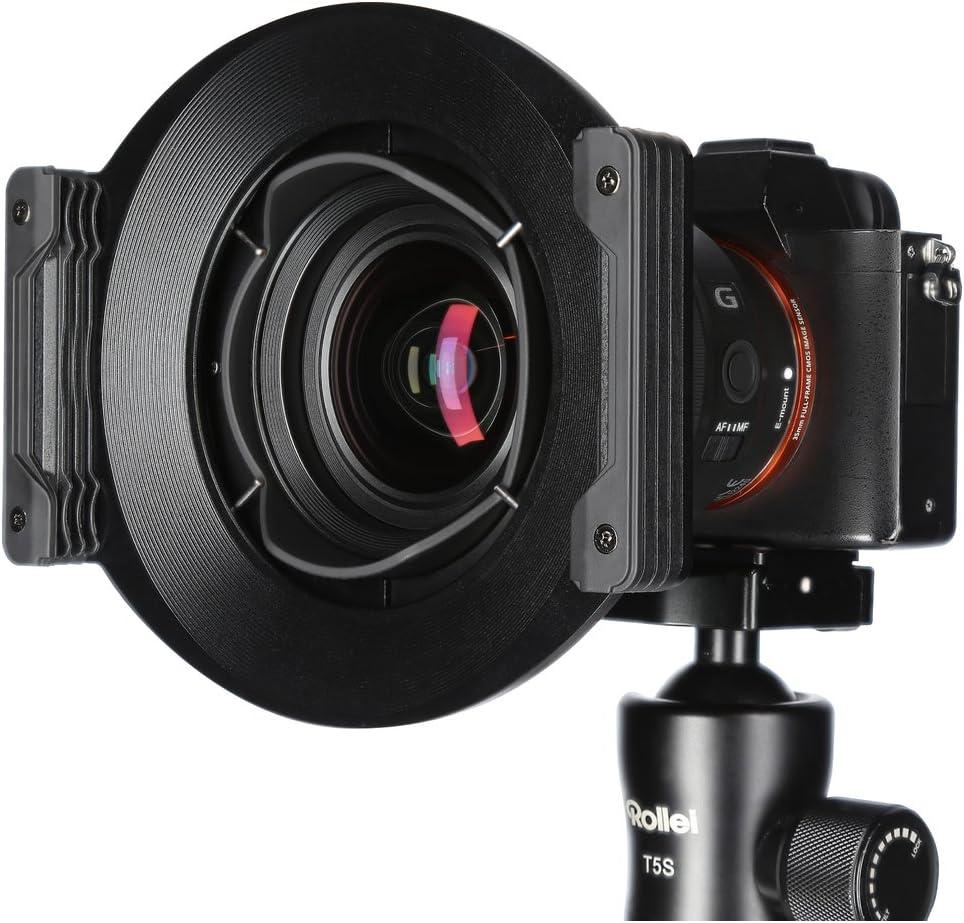 Rollei Profi Rechteckfilter Halterung Für Sony Fe 12 24 Kamera