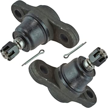 Pair Set of 2 Moog Front Lower Suspension Ball Joints for Hyundai Kia Optima
