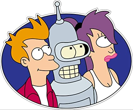 Fry dating Leela