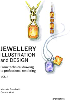 c62e1bdb6 Jewellery Illustration and Design: From Technical Drawing to Professional  Rendering