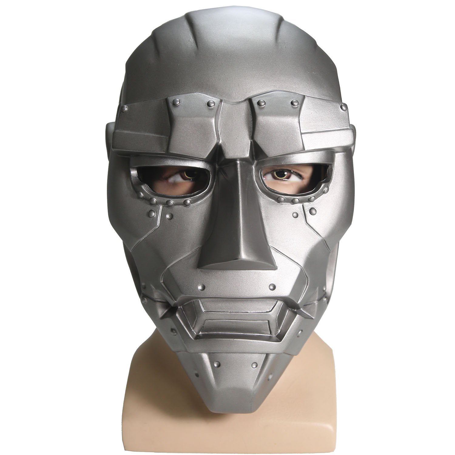 Xcoser Dr Mask Doom Fantastic Cosplay Four Halloween PVC Mask for Sale