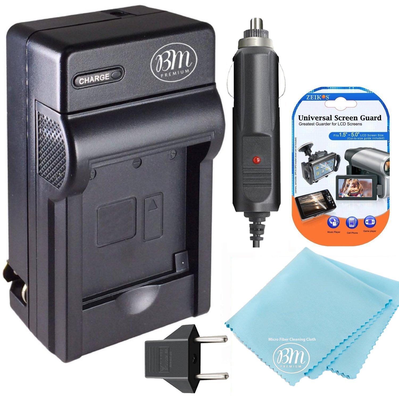 BM Premium BP-820, BP-828 Battery Charger for Canon VIXIA GX10, XF400, XF405, HFG30, HFG40, HFM30, HFM31, HFM32, HFM300, HFM301, HFM40, HFM41, HFM400, HF200, HG20, HG21, XA10, XA20, XA25, XA30, XA35 Big Mike' s BP828