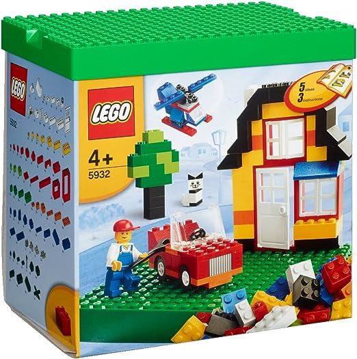 LEGO Classic 5932 - Mi Primer Set , color/modelo surtido: Amazon.es: Juguetes y juegos