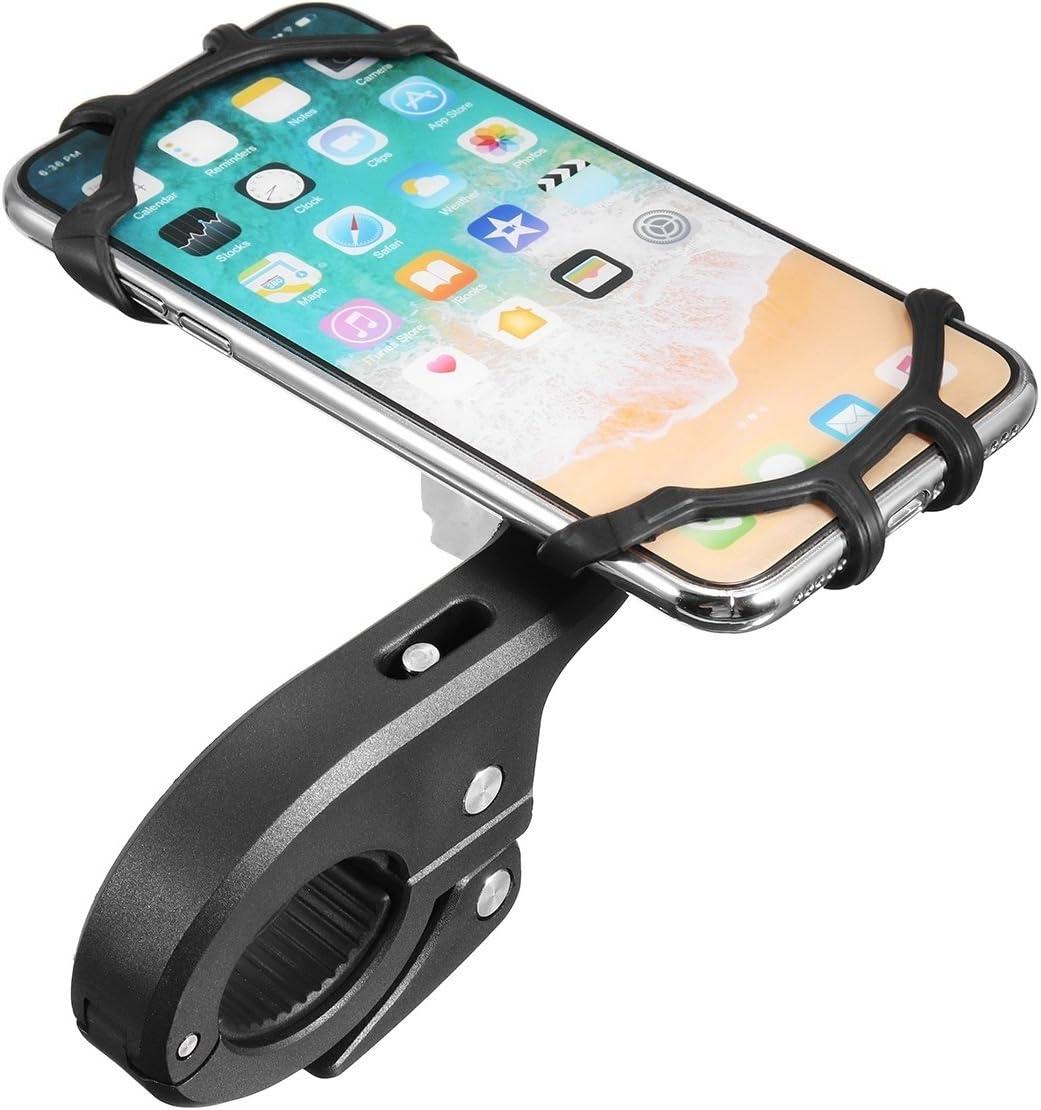 aimdonr [360 ° seguro Visión] Motorcycle MTB Teléfono Holder ...