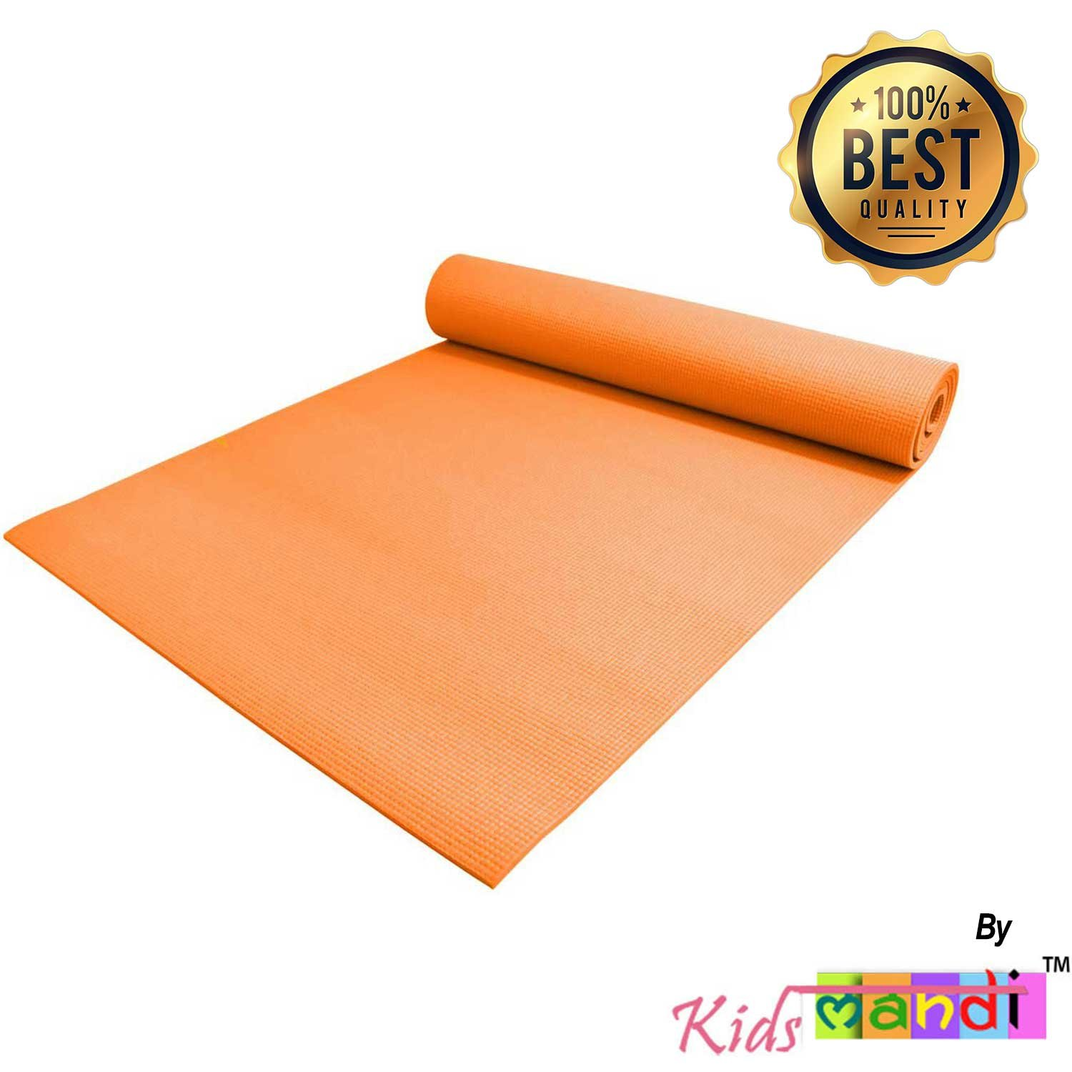 Amazon.com : Kids Mandi Km.Yogamat.4Mm.002 Body Ripper Yoga ...