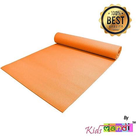 Amazon.com : Kids Mandi Km.Yogamat.4Mm.002 Body Ripper Yoga ...