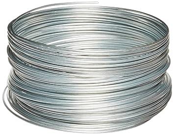 OOK 50141 12 Gauge, 100ft Steel Galvanized Wire - Picture Hanging ...