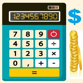 Free Loan Calculator >> Amazon Com Loan Calculator Car Loan Calculator Free
