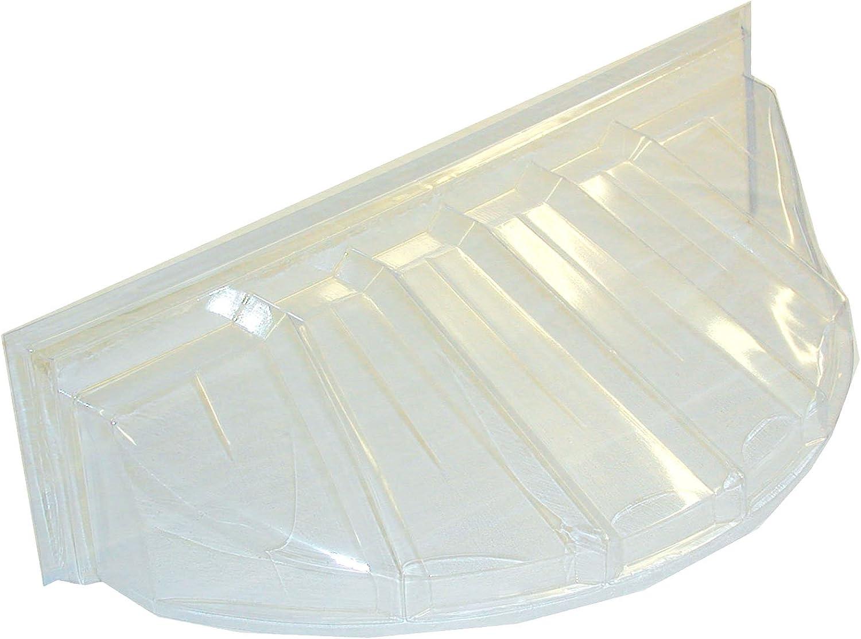 Best clear well cover- Maccourt W4217-DI 42X17