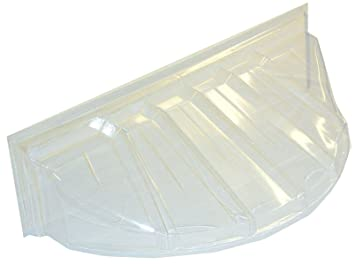 bubble window well covers. MacCourt Window Well Cover W4217-1 Type M Bubble Circular Covers 4