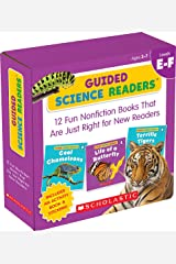 Scholastic Guided Science Readers Set, Level E-F (Guided Science Readers Parent Pack) Paperback
