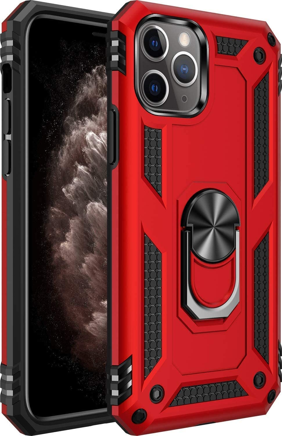 KAIET iPhone 8 Case | iPhone 7 Case [ Military Grade ] 15ft. Drop Tested Protective Case | Kickstand | Phone Case | Compatible with Apple iPhone 8 / iPhone 7 (iPhone 7/8)