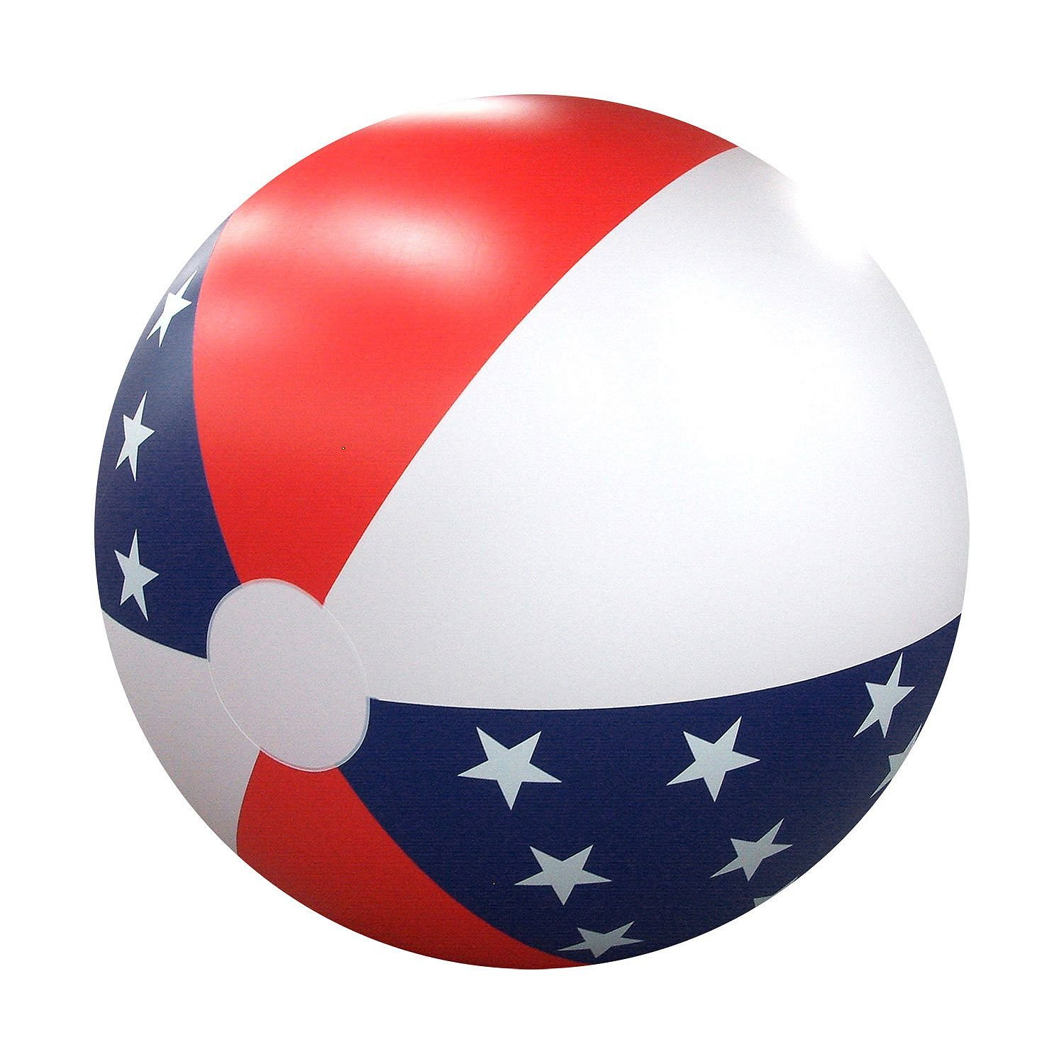 Sun Pleasure - Pelota de Playa Hinchable Gigante de 6 pies - Bola ...