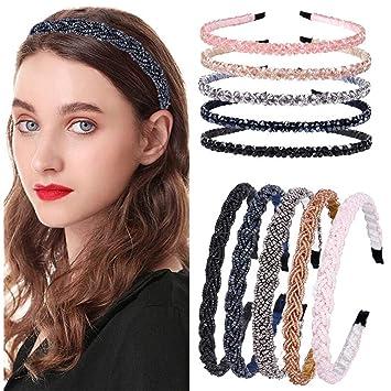Elegant Full Pearls Hairbands Women Sweet Hair Hoops Hair Bands Accessories