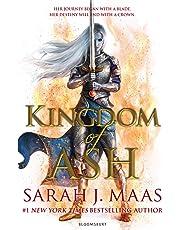 Kingdom of Ash: INTERNATIONAL BESTSELLER (Throne of Glass)