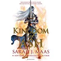 Kingdom of Ash: INTERNATIONAL BESTSELLER