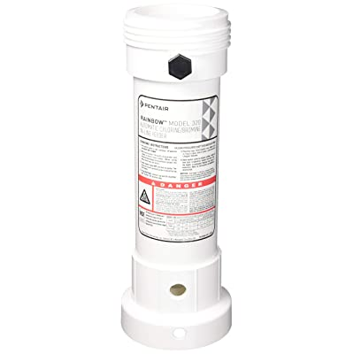 Pentair R172321 Chlorinator Body Assembly Replacement 320 Pool and Spa In-Line Automatic Feeder: Garden & Outdoor