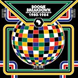 Boogie Breakdown: South African Synth-Disco 80-84