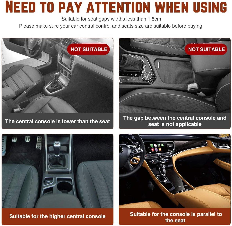 CHARMINER Car Seat Filler,