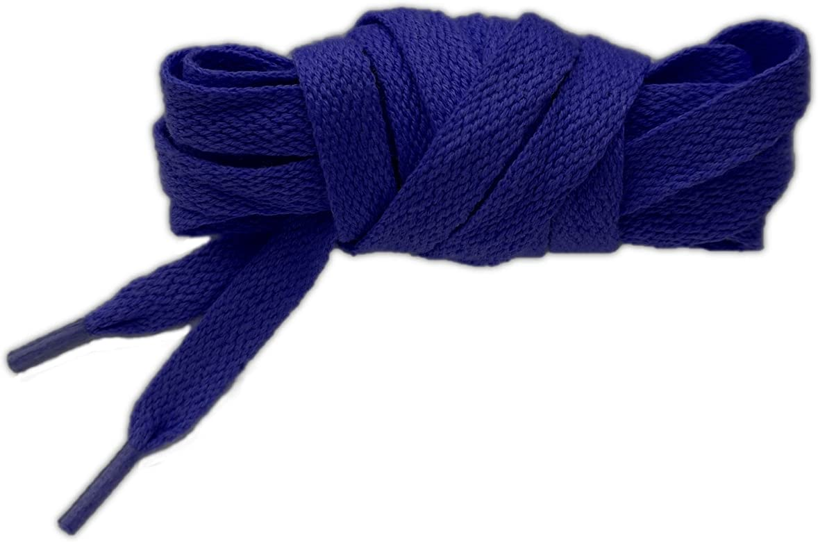 Neon - Cordones (100% algodón, 125 cm, gran calidad), diseño plano ...