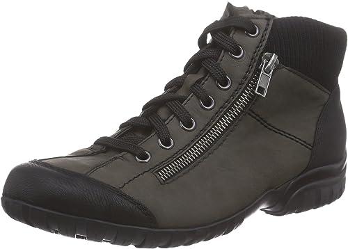 Rieker L4641 Damen Hohe Sneakers