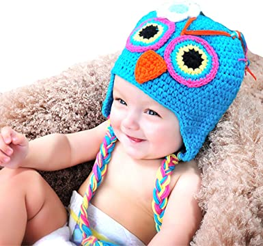 Hand Crocheted Toddler HatBeanie Girls