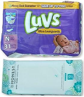 Luvs Luvs Triple leakguards Diapers Size 2 31 Count 31 Count