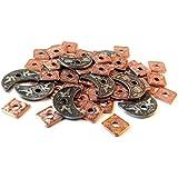Broken Token Deepwater Metal Coins (60)