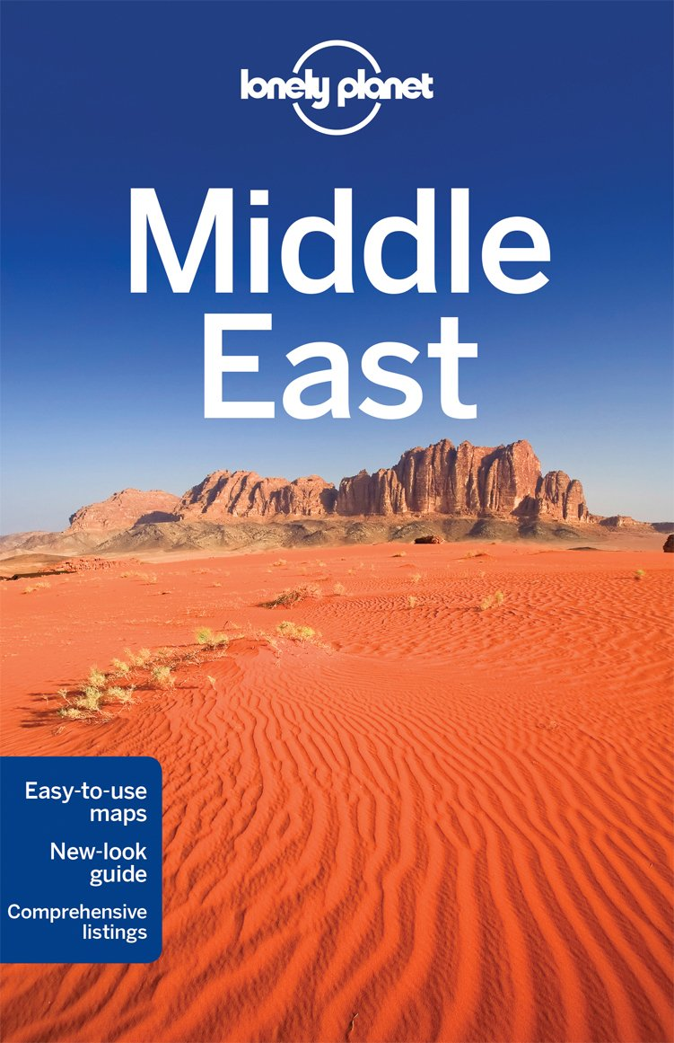 Lonely Planet Middle East (Multi Country Guide)
