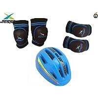 Jaspo B- Safe Guards (Knee,Elbow,Helmet)