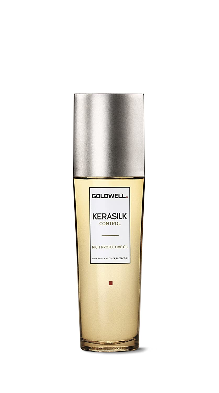 Goldwell Kera Silk sontuoso Olio Protettivo, 1er Pack (1X 75ML) 4021609652038