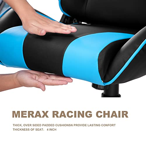 Merax Gaming Chair High Back Computer Chair Ergonomic Design Racing Chair review