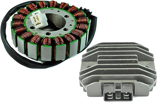 shamofeng STATOR /&REGULATOR RECTIFIER /&GASKET For SUZUKI GSXR 600 750 2006 2007 2008 2009 2010 2011