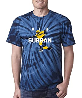 The Silo Long Sleeve Navy Nashville P.K Air Subban T-Shirt