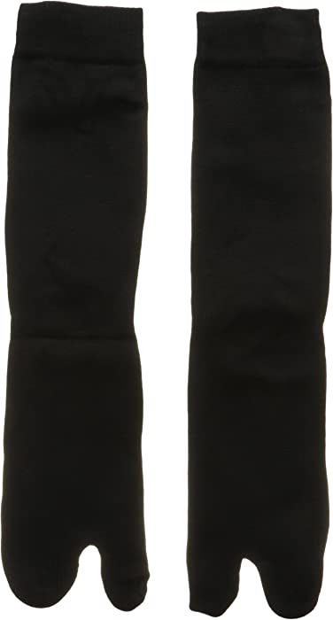 BladesUSA Men's 2703 Ninja Tabi Sock One Size Fits All