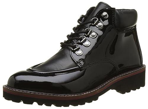 KickersReno - Botines Mujer, Negro (Noir (Noir)), 36: Amazon.es: Zapatos y complementos